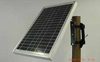 ソーラー電源だけで運用できるはアイパスIPだけ!