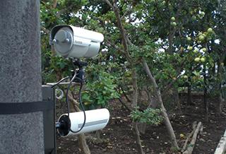 スポットロンの監視・防犯カメラのポイント