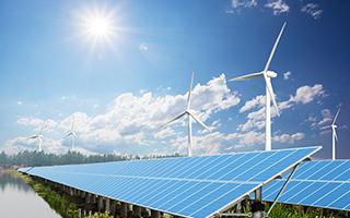 風と太陽の力で最長7年間バッテリー交換不要!※オプション品